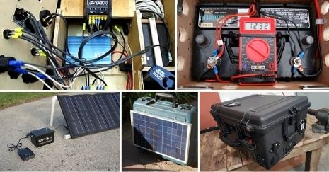 DIY-Solar-Generator-Projects
