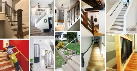 DIY-Stair-Railing-Projects