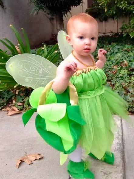 DIY Tinkerbell Costume Ideas