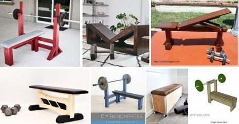 DIY-Weight-Bench-Ideas
