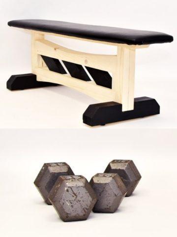 DIY Weight Bench Plans