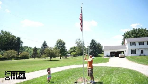 1-DIY-Flag-Pole