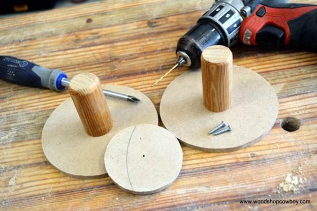 1. DIY Air Hockey Table