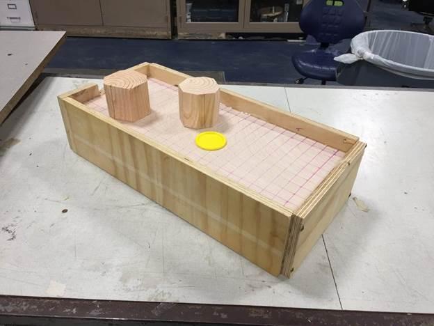 12. Air Hockey Table Build