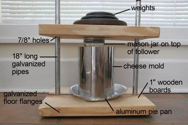 15-DIY-Cheese-Press-Tutorial