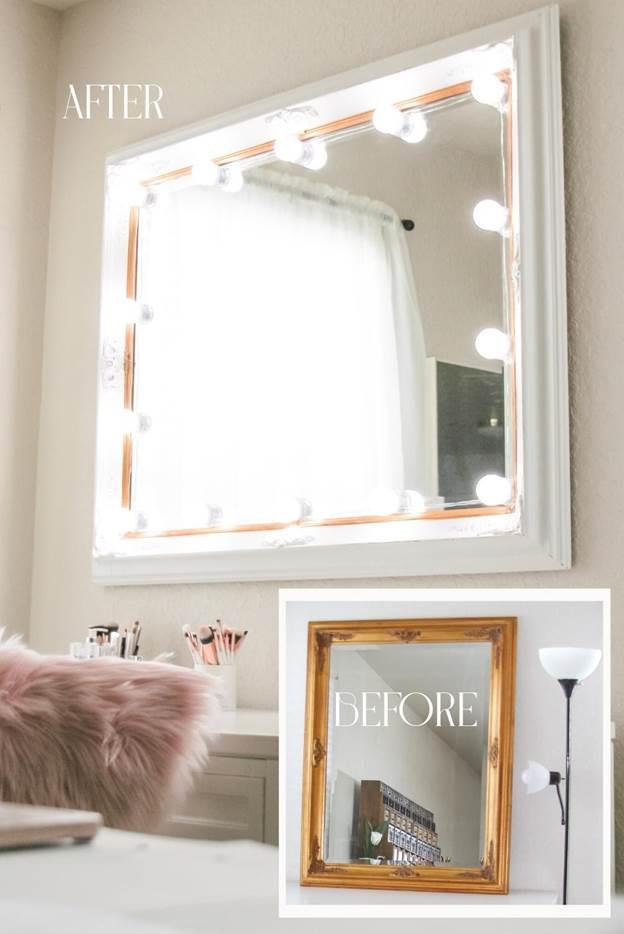 15-DIY-Vanity-Mirror