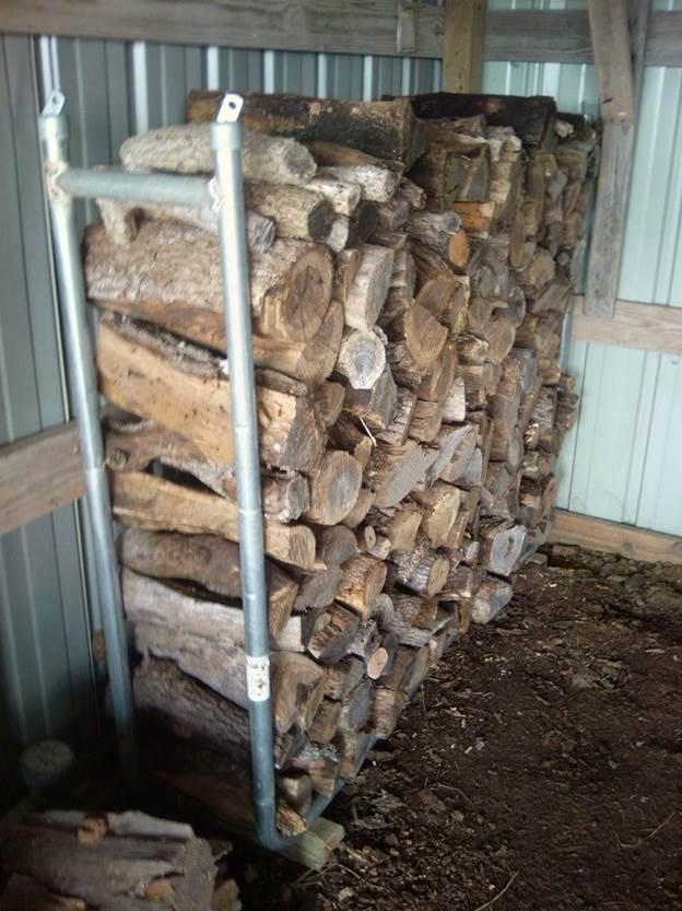 16-DIY-Steel-Firewood-Rack