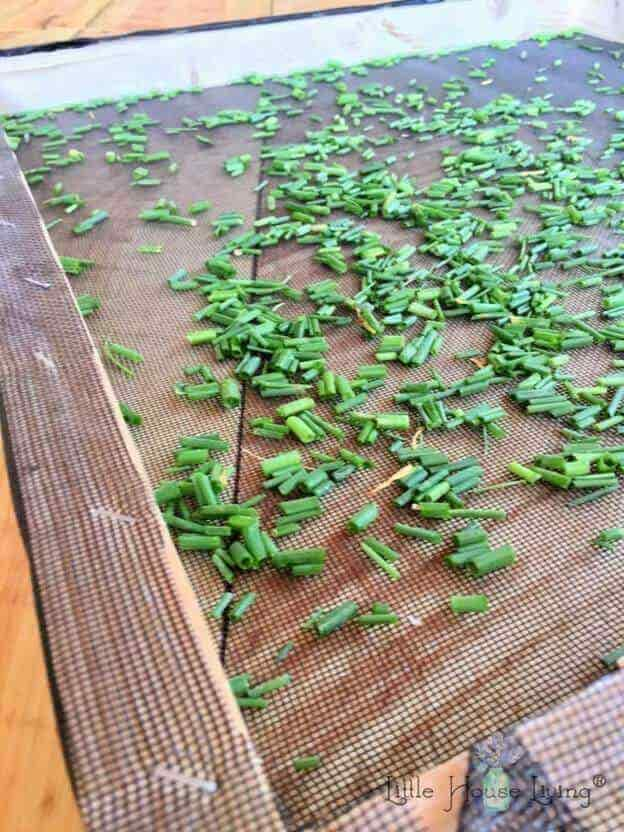16. DIY Herb Drying Rack