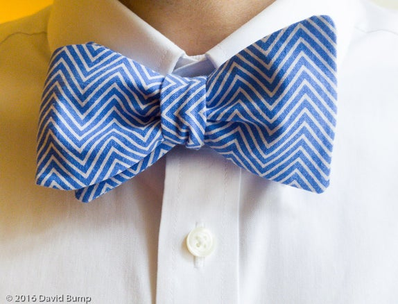 19. Bow Tie without Pattern