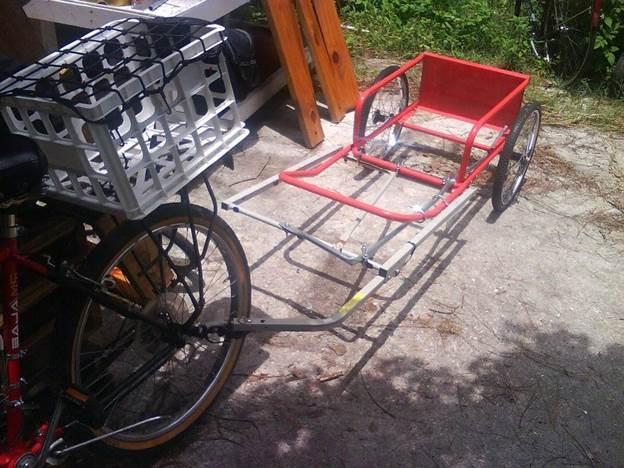 2-DIY-Cart-Bike-Trailer