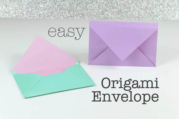 2-How-To-Make-An-Origami-Envelop