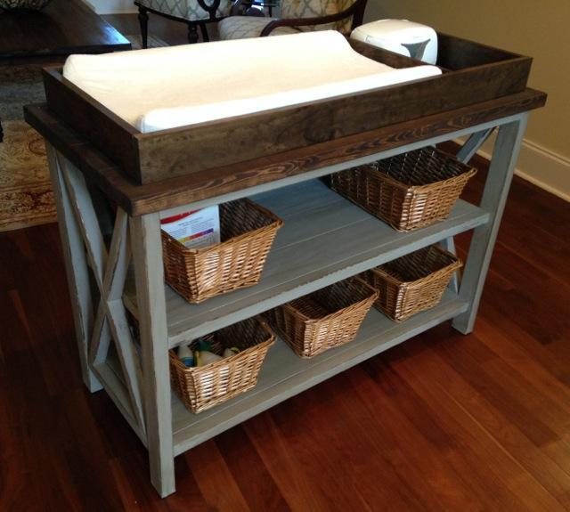 3-Rustic-X-Changing-Table