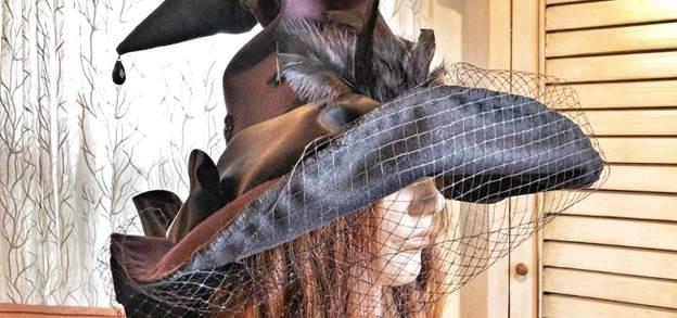 3. DIY Witch Hat