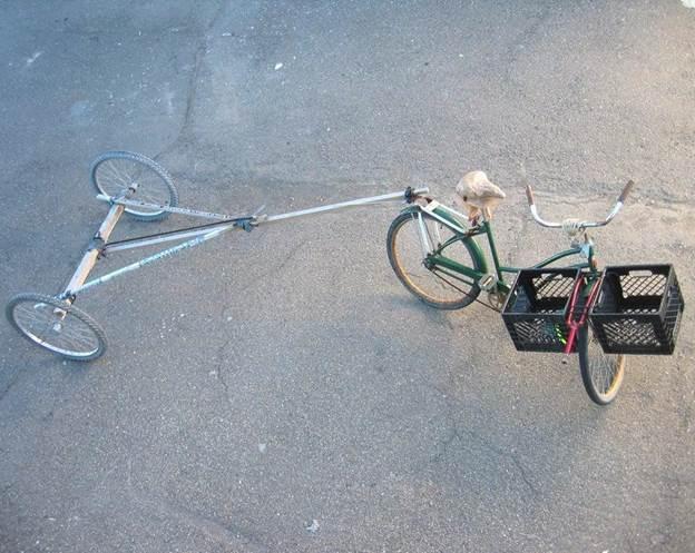 4-DIY-Bike-Trailer