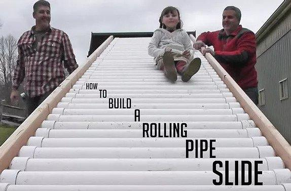 4-How-To-Build-A-Rolling-Pipe-Slide