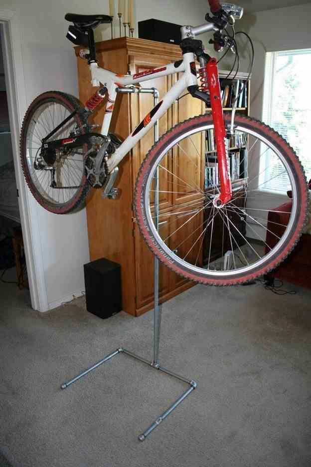 5-DIY-Bicycle-Repair-Stand