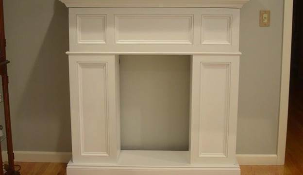 5-DIY-Faux-Fireplace