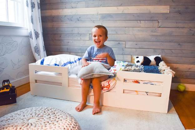 5-How-To-Build-A-Toddler-Bed-With-Bell-Rails