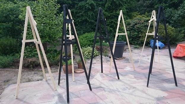 5-Portable-Painting-Easel-DIY