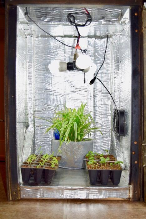 5. DIY Grow Box