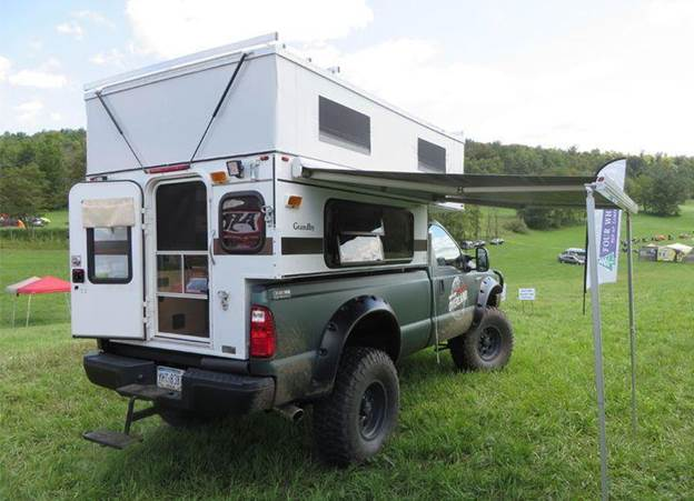 5. How to Build a Lightweight DIY Truck Camper Shell