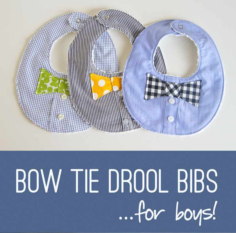 6. Bow Tie from Shirts