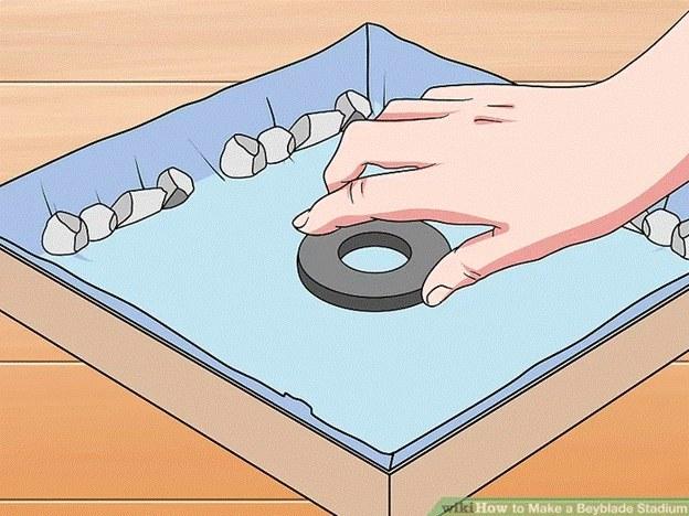 6. How To Make A Beyblade Stadium