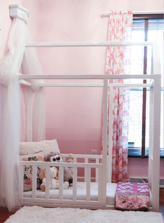 7-DIY-Toddler-Bed