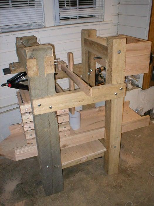 7-Homemade-Cheese-Press