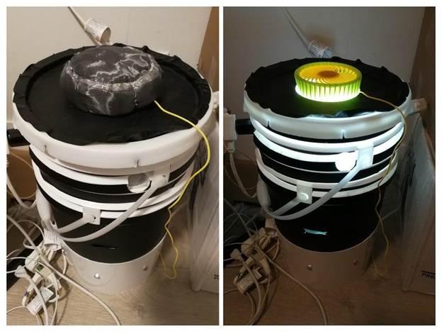 7. DIY Carbon Filter