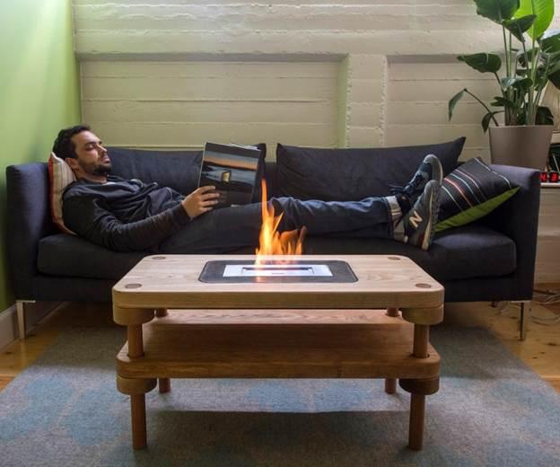 8-DIY-Fireplace-Coffee-Table