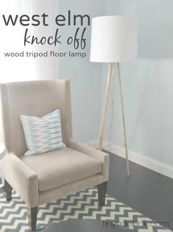 9-DIY-Elm-Tripod-Floor-Lamp
