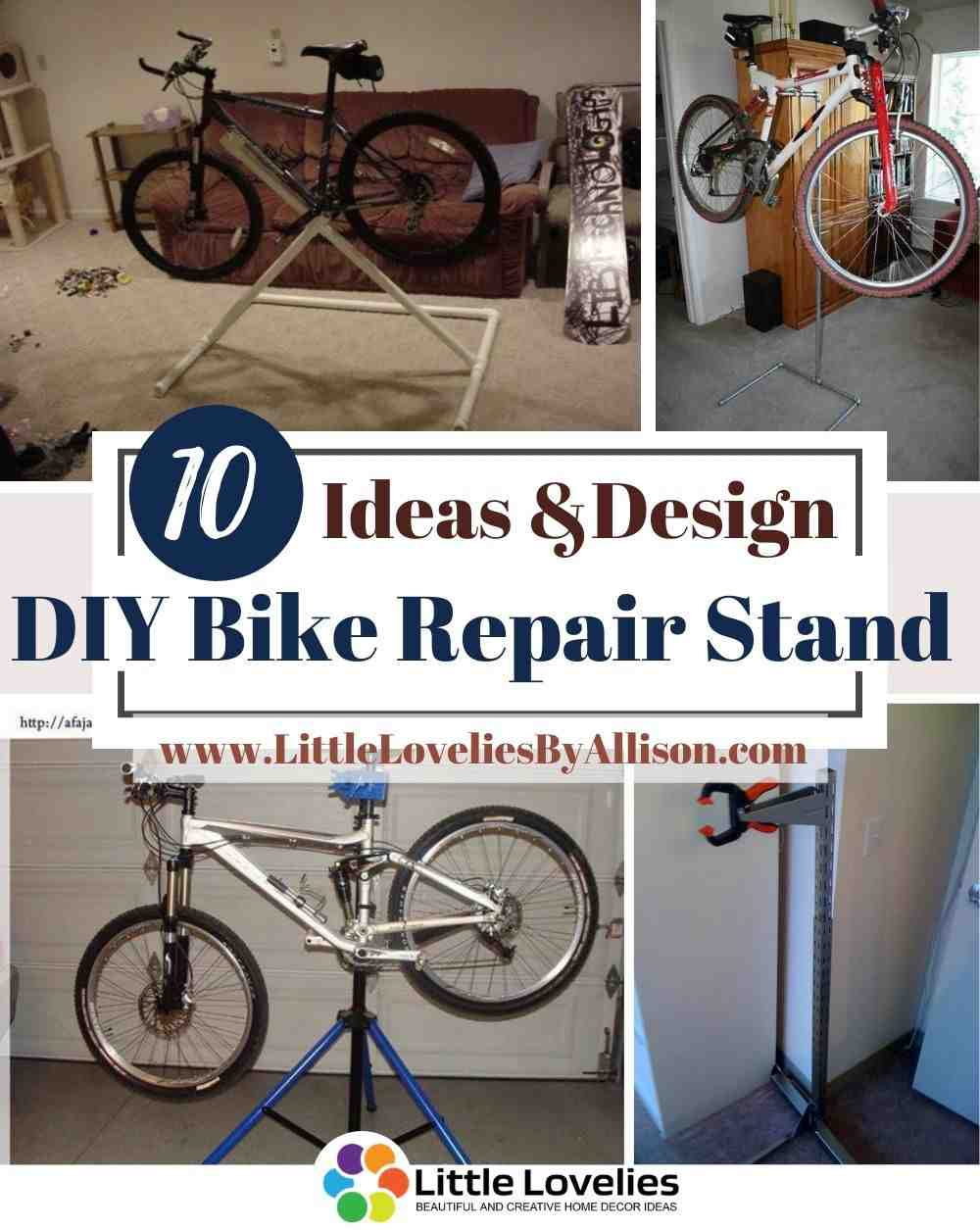 BEst-diY-Bike-Repair-Stand-Projects