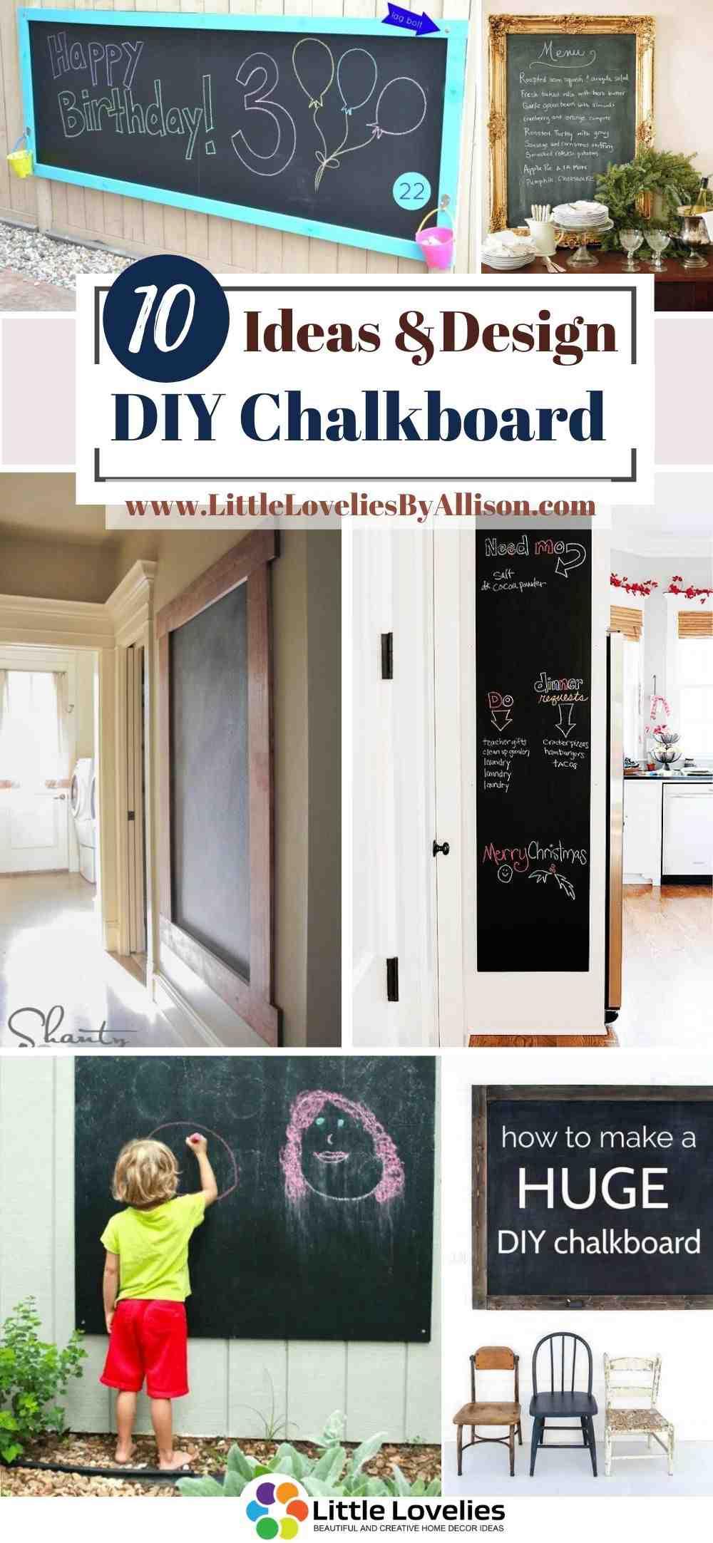 Best-DIY-Chalkboard-Ideas