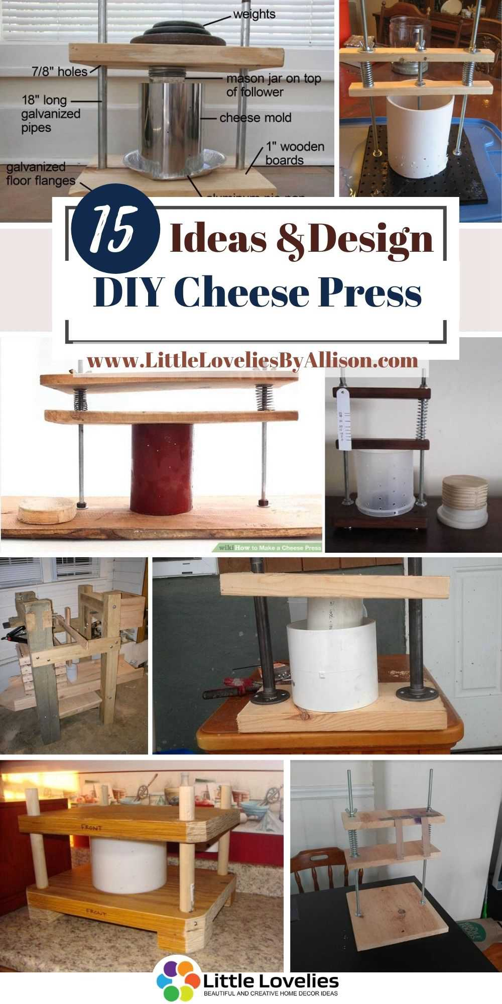 Best-DIY-Cheese-Press