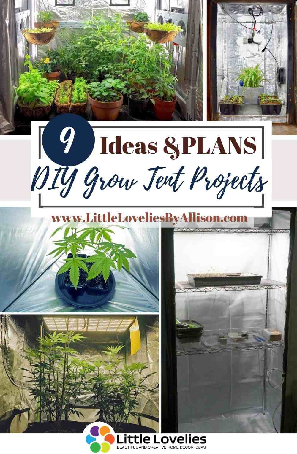 Best-DIY-Grow-Tent-Projects