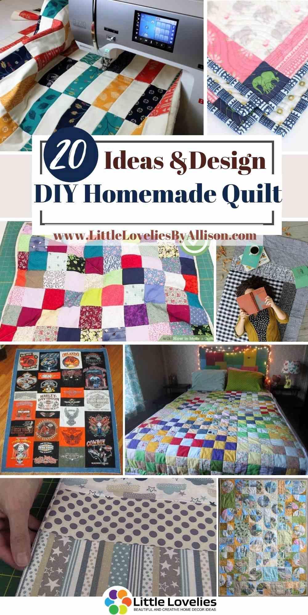 Best-DIY-Homemade-Quilt-Ideas