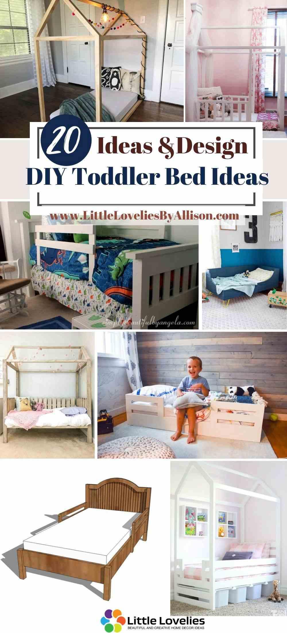 Best-DIY-Toddler-Bed