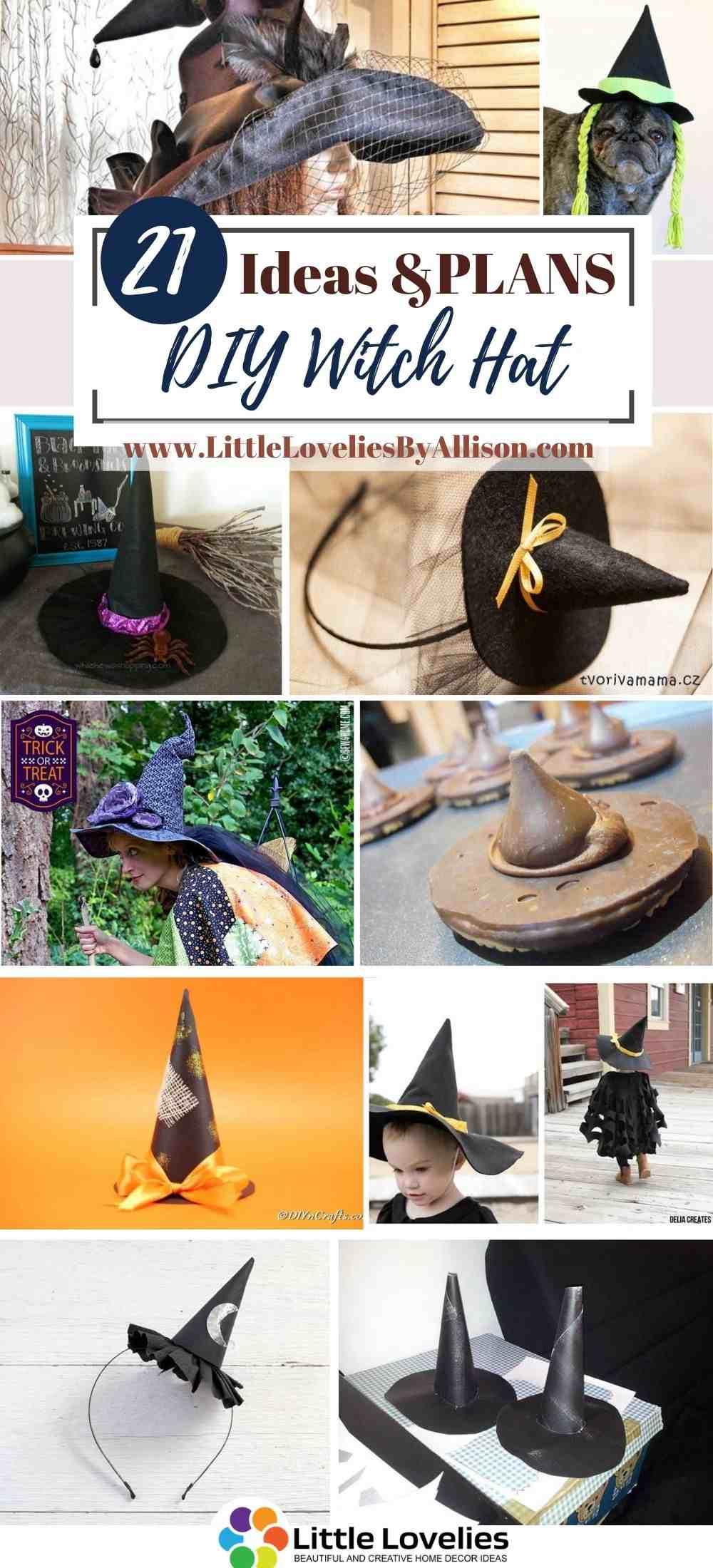Best-DIY-Witch-Hat-Ideas