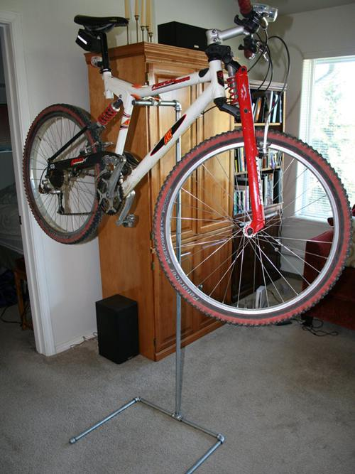 DIY Bike Repair Stand Projects
