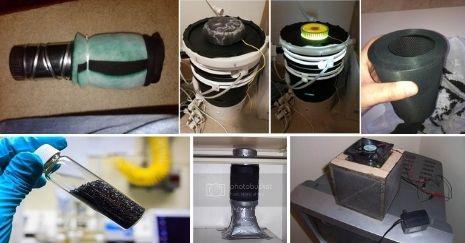DIY Carbon Filter