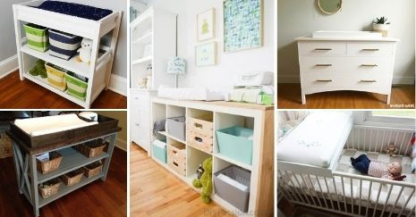 DIY-Changing-Table-Projects