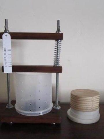DIY Cheese Press Ideas