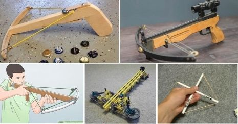 DIY-Crossbow-Projects