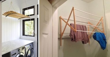 DIY Drying Rack Projects