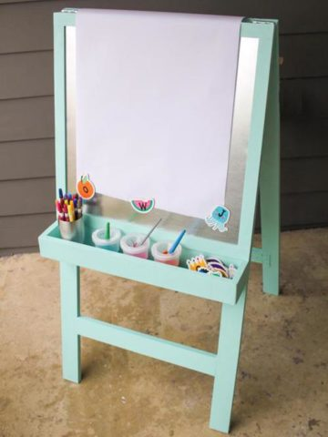 DIY Easel Projects