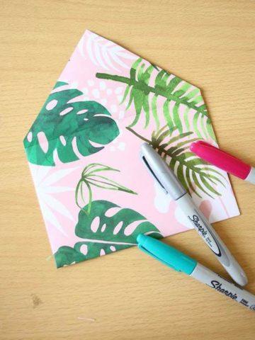 DIY Envelope Ideas