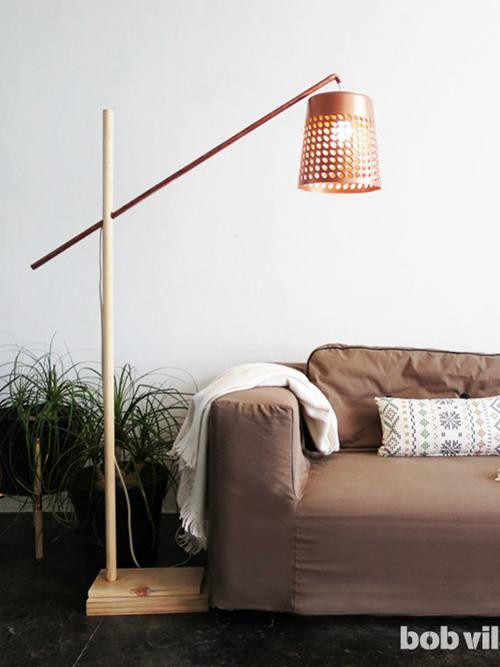 DIY Floor Lamp Projects