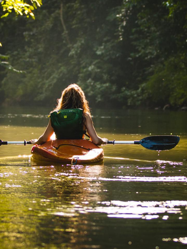 DIY Kayak Hacks