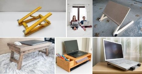 DIY-Laptop-Stand